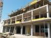 Wellamarin szálloda építése Zamárdi 2015